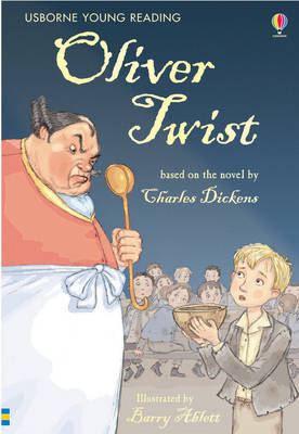 Book reviews by children - Oliver Twist (Usborne Young Reading) Charles  Dickens - Story Room